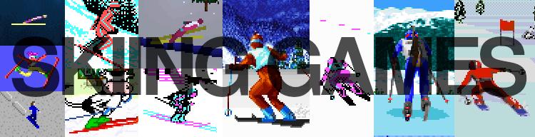 Skiing Games
