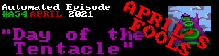 [April Fools'] Automated Episode: DOTT & MM